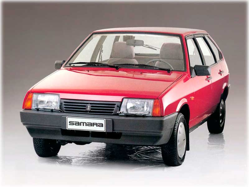 ВАЗ-2109: маленькая история «большого» автомобиля